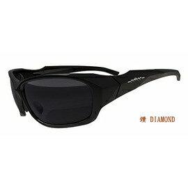 【凹凸眼鏡】ADHOC-DIAMOND全框式菱格紋時尚框型運動太陽眼鏡~六期零利率 ~