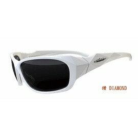 【凹凸眼鏡】ADHOC-DIAMOND-W全框式菱格紋時尚框型運動太陽眼鏡~六期零利率 ~