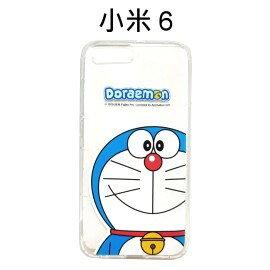 哆啦A夢空壓氣墊軟殼[大臉]小米6(5.15吋)小叮噹【正版授權】