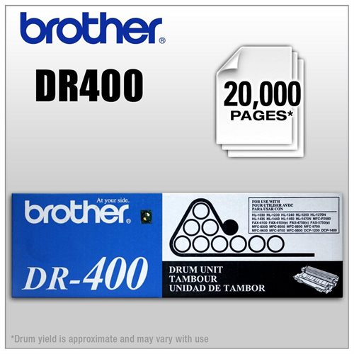 Brother DR400 Drum Kit 0