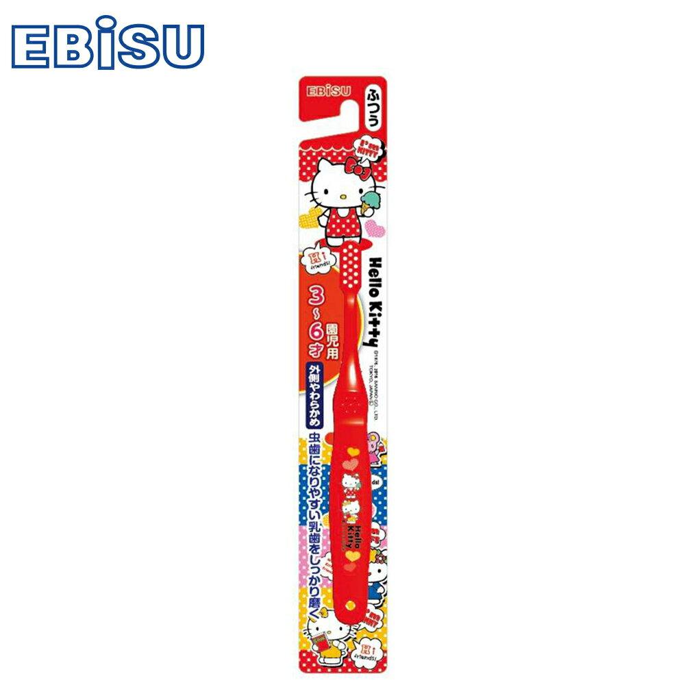 【EBiSU】3~6歲兒童牙刷 B-S20