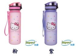 【IMPACT X Hello Kitty】聯名款點點水杯系列500ml共2色《《品文創》