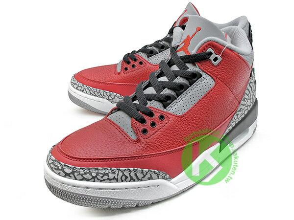 2020 復刻上市 全新配色 NIKE JORDAN 3 III RETRO SE UNITE FIRE RED 男鞋 紅黑白 紅黑 芝加哥 明星賽 爆裂紋 OG 老屁股 AJ 23 (CK5692-600) ! 1
