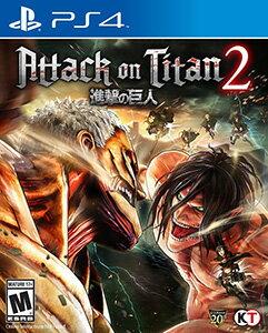 [現金價] 預購2018/3/31特典依官方公佈 PS4 進擊的巨人 2 Attack on Titan 2 繁體中文版