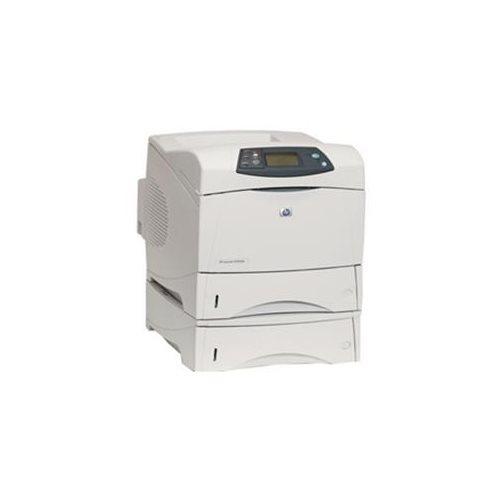 NextGenn HP 4250DTN Laser Printer Q5403A 45 Pages Per Minute Duplexer + 500 Sheet Feeder 0