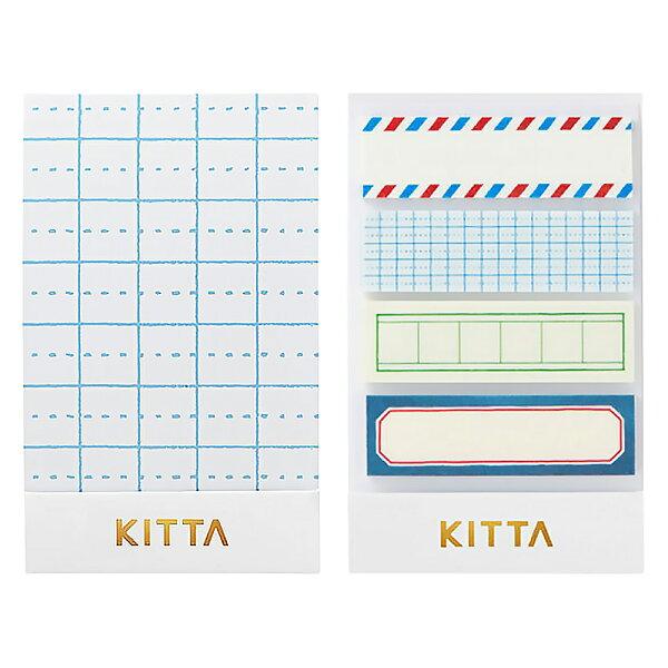 【日本KITTA】隨身攜帶和紙膠帶KIT005邊框款1本