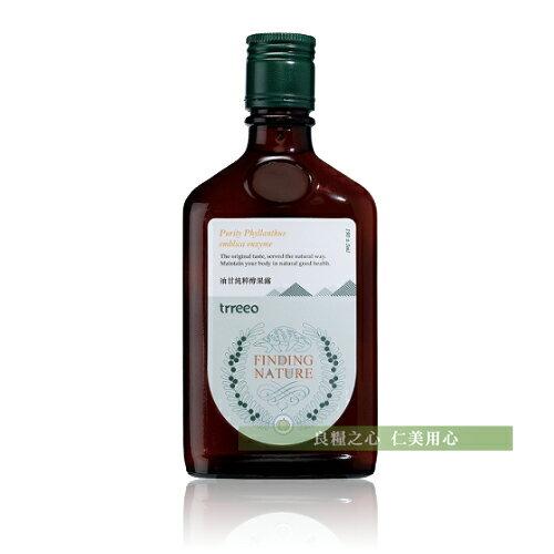 樹重奏油甘純粹酵果露(190ml瓶)