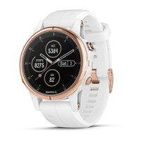 Deals on Garmin fenix 5S Plus GPS Smart Watch