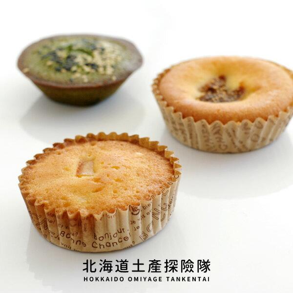 「日本直送美食」[北海道甜點] Si Sawat 西式糕點什錦禮盒 ~ 北海道土產探險隊~ 2