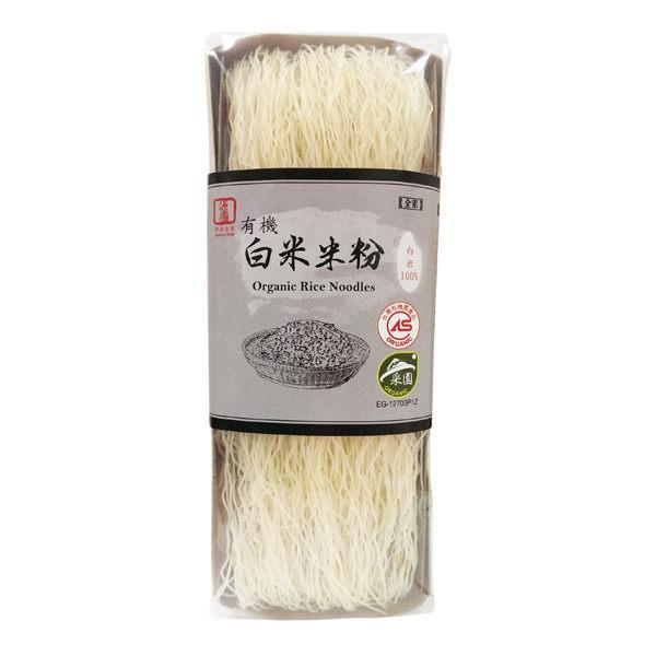 源順 有機白米米粉 200g/包