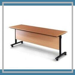 『商款熱銷款』【辦公家具】HBW-1860H 黑桌架 木檔板 會議桌 辦公桌 書桌 桌子