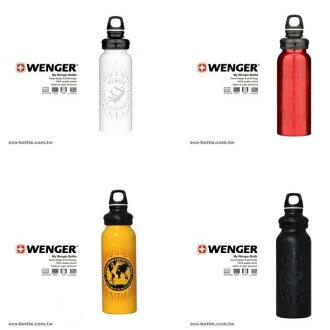 *╯新風尚潮流╭* 瑞士威格 650ml 經典型 運動水壺 環保隨手水瓶 戶外活動用 WENGER
