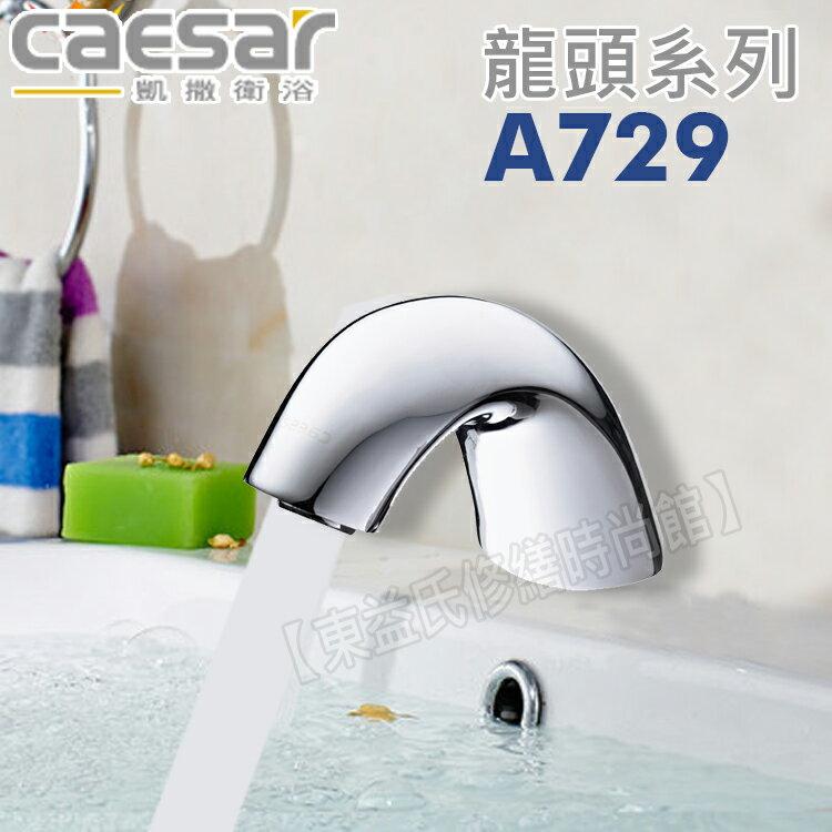 CAESAR 凱薩 自動感應水龍頭水力發電 A729【東益氏】售TOTO TENCO 龍頭