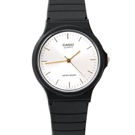 CASIO卡西歐經典基本款手錶 金色刻度指針設計 輕巧中性款腕錶 柒彩年代【NE1853】原廠公司貨