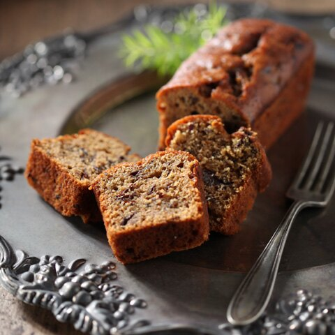 黑棗水果蛋糕2入裝 甜點 蛋糕 點心下午茶