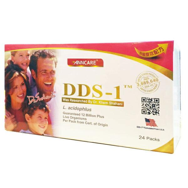 康医 DDS-1原味專利製程乳酸菌120億 24包 x1