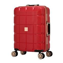 【日本 LEGEND WALKER】6023-48-19吋PP輕量鋁框登機箱(多色可選)