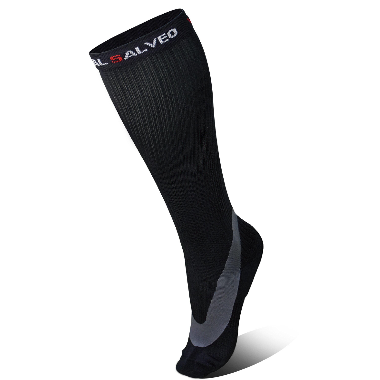 【VITAL SALVEO】運動保健護具 足弓支撐運動壓力襪(一雙入) 運動防護護具-台灣製造