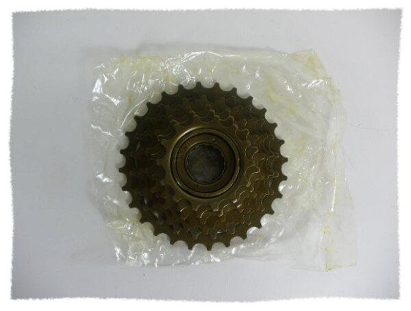 鎖牙式 七速 飛輪(非定位飛輪)《意生自行車》