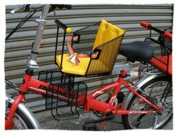 《意生》前後2用腳踏車兒童安全座椅 親子.淑女.折疊車都可裝