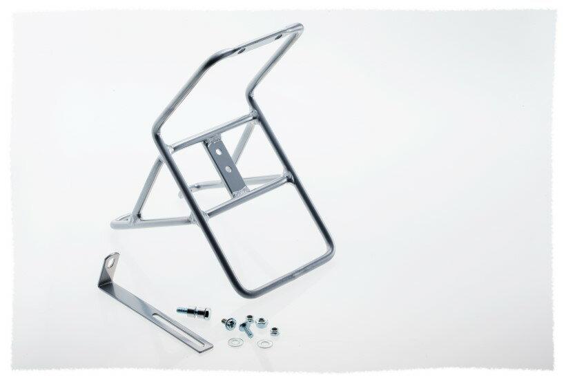 超輕量化鋁合金前貨架 菜籃托架 避震車一般車專用《意生自行車》