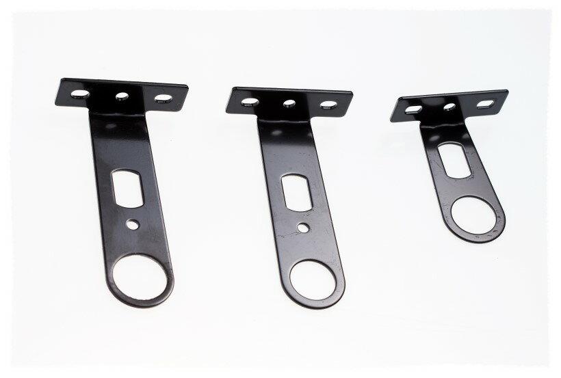鐵製龍頭T型支架(菜籃零件) 長版  /  適合1-1 / 8吋的前叉管《意生自行車》 - 限時優惠好康折扣