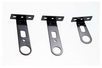 鐵製龍頭T型支架(菜籃零件) 長版 / 適合1-1/8吋的前叉管《意生自行車》