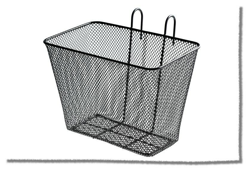 方形細網吊籃 菜籃《意生自行車》