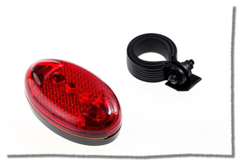 Q-LIET 警示車尾燈 後燈《意生自行車》
