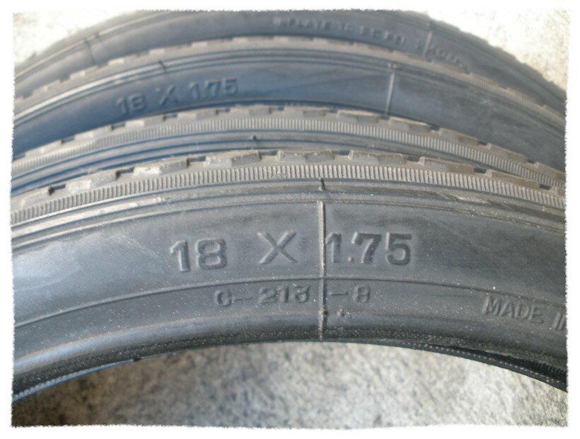 正新輪胎 18 x 1.75 細紋《意生自行車》   意生自行車 - Rakuten樂天市場