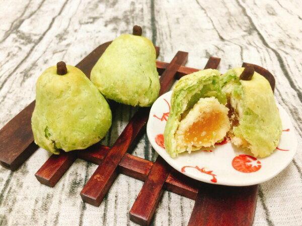 創意月餅_文旦(柚子)造型月餅禮盒12入_中秋伴手禮