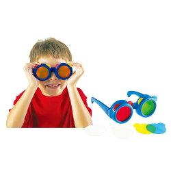 【華森葳兒童教玩具】科學教具系列-顏色魔鏡 N1-2446