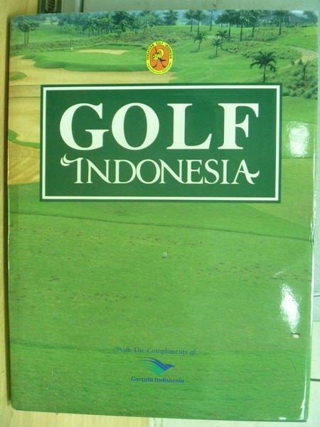 ~書寶 書T5/體育_ZIL~Golf Indonesia