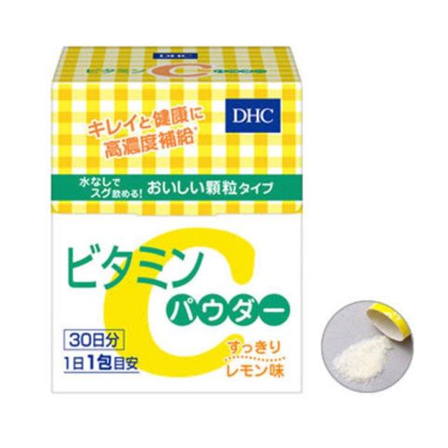 現貨供應中 日本 DHC 維他命C粉 30日