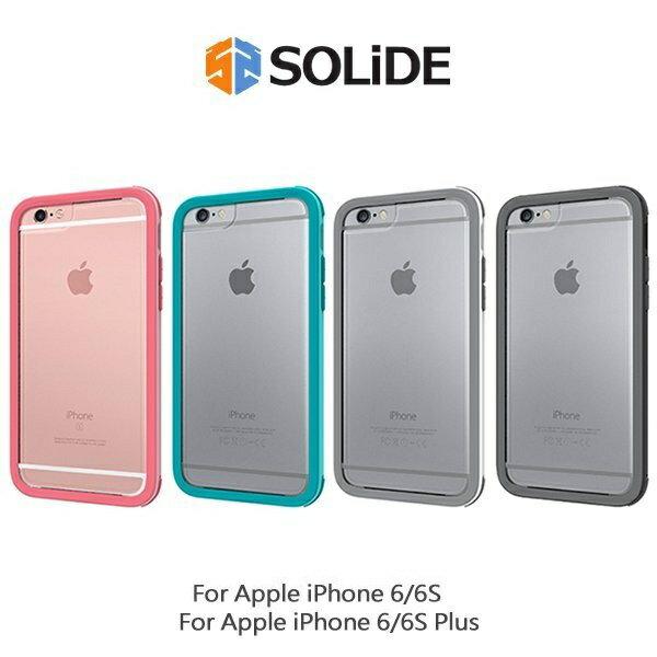 SOLiDE VENUS 維納斯防摔殼/Apple iPhone 6S/6S+/手機殼/保護套/背蓋【馬尼行動通訊】