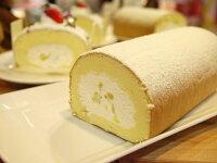 彌月禮盒推薦【戚風國度bite me】北海道牛奶捲 日本黃金栗子粒,特製比例的牛奶鮮奶油,不油不膩的口感,加上濃郁的蛋香味[彌月、團購、伴手禮首選]