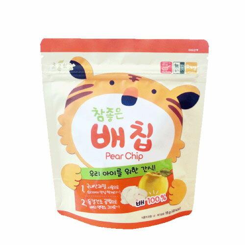 韓國【NaturalChoice自然首選】7M+動物園幼兒雪梨脆片果乾嬰幼兒副食點心即食包
