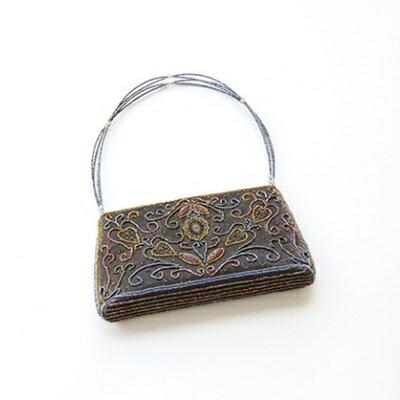 手提包釘珠晚宴包-時尚優雅成熟精緻女包包73sn24【獨家進口】【米蘭精品】