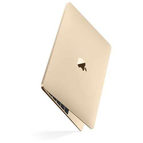 "Apple MacBook MNYK2LL/A 12"" LCD Notebook - Intel Core M (7th Gen) Dual-core (2 Core) 1.20 GHz - 8 GB LPDDR3 - 256 GB SSD - Mac OS Sierra - 2304 x 1440 - In-plane Switching (IPS) Technology, Retina Display - Gold - Intel HD Graphics 615 LPDDR3 - Bluetooth"