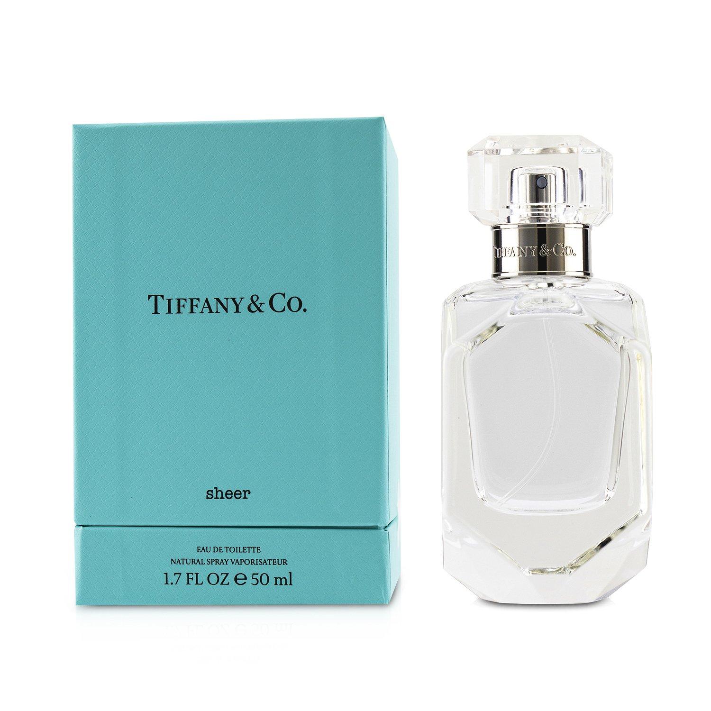 Tiffany & Co. - Sheer 同名晶淬淡香水