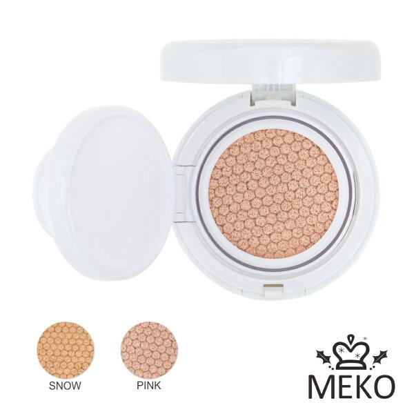 【MEKO】水漾保濕CC氣墊粉餅SPF50★