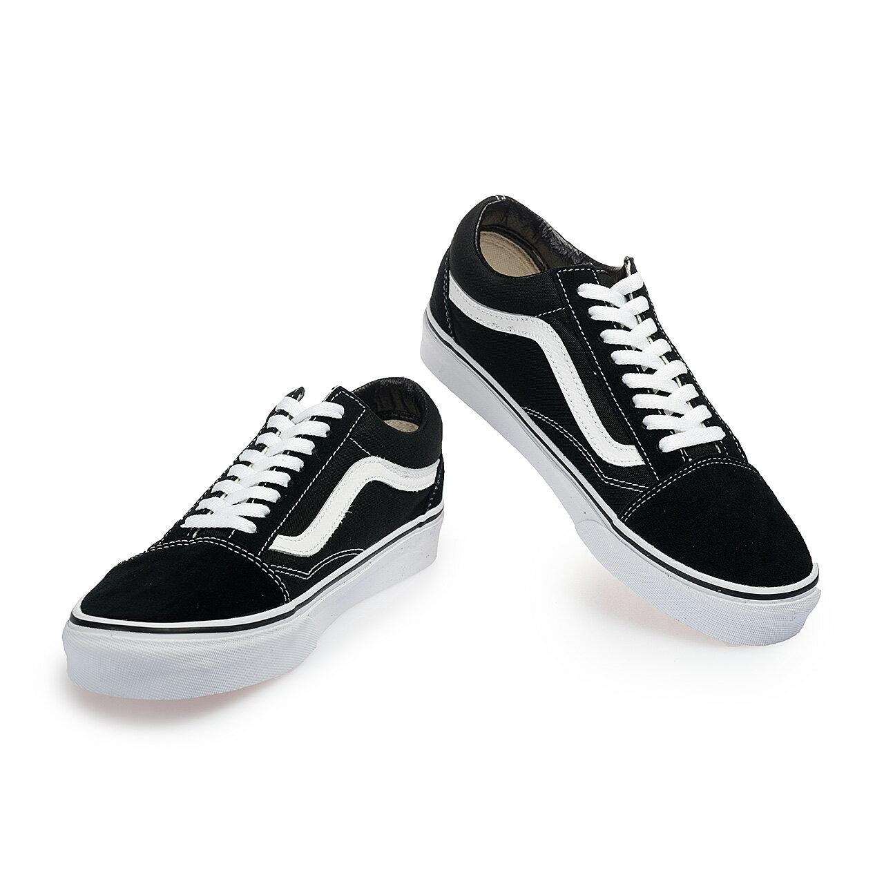 【VANS】Old Skool 基本款  黑 經典款 休閒鞋 男女 專櫃價2380  VN000D3HY28(palace store) 2