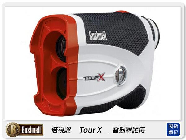 Bushnell 倍視能 Tour X 雷射 測距儀 測距機 可測坡度(旗竿測距/高爾夫球,公司貨)可切換測坡度