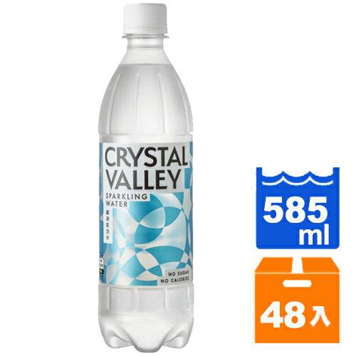 金車礦沛氣泡水585ml(24入)x2箱