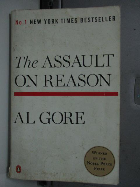 ~書寶 書T8/原文書_LCB~The Assault on Reason_Gore