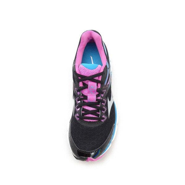Mizuno Wave Connect W [J1GD154802] 女鞋 運動 走路 跑步 氣墊 避震 美津濃 黑 3