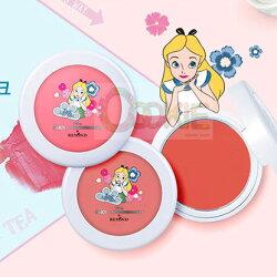 韓國 BEYOND x ALICE 愛麗絲午茶奶油霜感腮紅膏 5g【庫奇小舖】