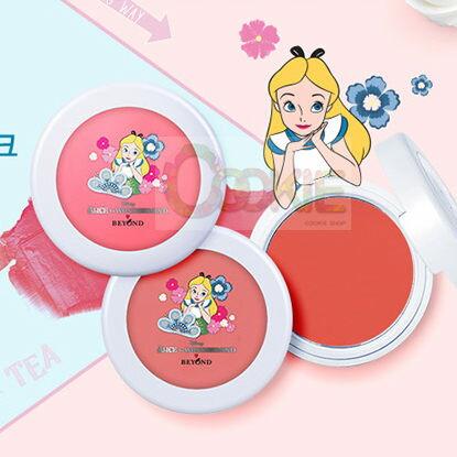 韓國BEYONDxALICE愛麗絲午茶奶油霜感腮紅膏5g【庫奇小舖】
