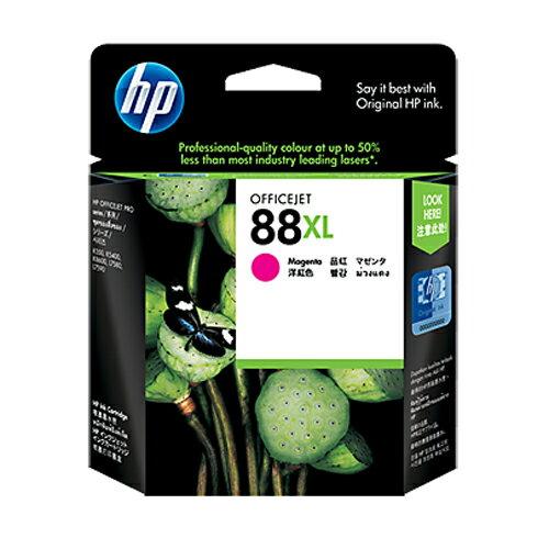 HP 原廠紅色墨水匣 C9392A 88XL 適用 HP Officejet Pro K550 商用噴墨印表機
