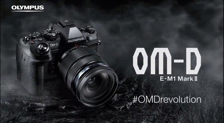 Olympus奧林帕斯 OM-D E-M1 Mark II  單機身 預購價:65900【預購賣場】